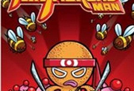 Ninja Bread Man