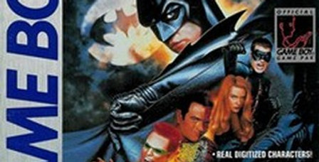 Batman Forever -Game Boy
