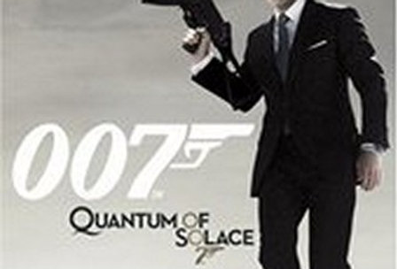 007 Quantum of Solace -Xbox 360