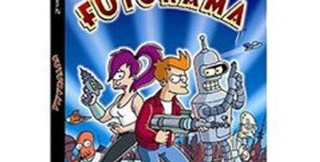Futurama -PlayStation 2