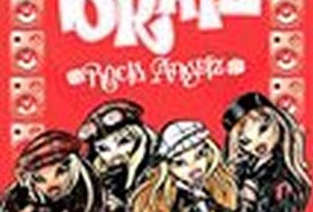 Bratz Rock Angelz -Nintendo Gamecube