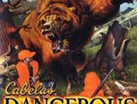 Cabela's Dangerous Hunts -Xbox