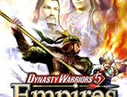 Dynasty Warriors 5 Empires -Xbox 360