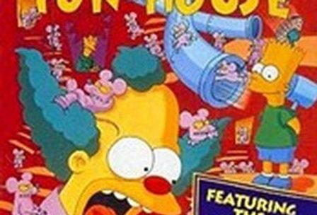 Krusty's Fun House -Nintendo (NES)