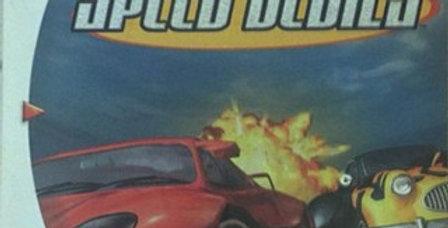 Speed Devils (Censored Cover Variant)