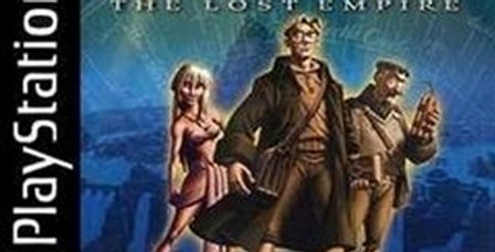 Atlantis The Lost Empire -PlayStation 1