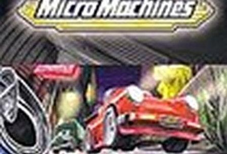 Micro Machines -PlayStation 2