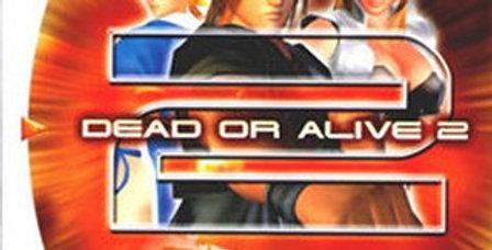 Dead or Alive 2 -Sega Dreamcast