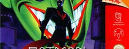 Batman Beyond -Nintendo 64