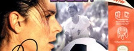 Mia Hamm Soccer