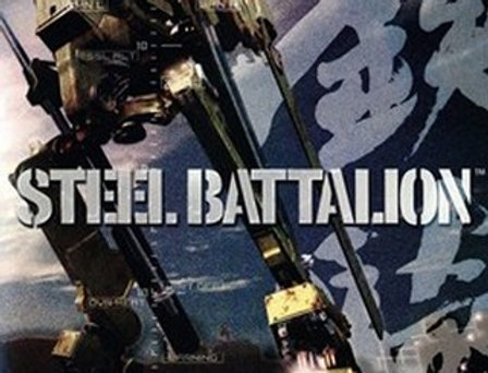 Steel Battalion (Game only)