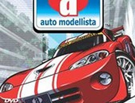 Auto Modellista -PlayStation 2