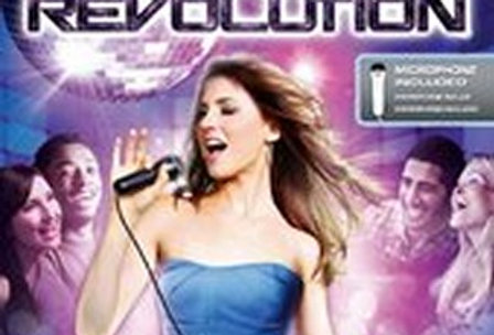 Karaoke Revolution -Nintendo Wii