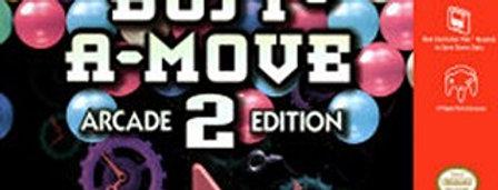 Bust-A-Move 2 -Nintendo 64