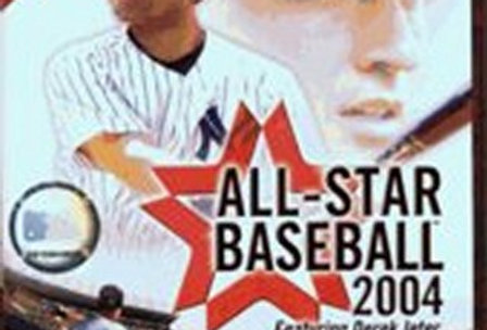 All-Star Baseball 2004 -Nintendo Gamecube