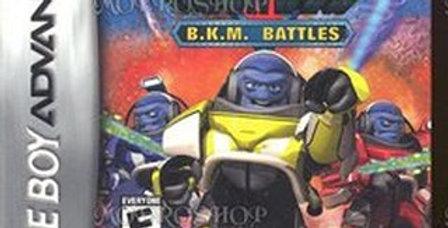 Butt Ugly Martians BKM Battles