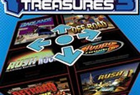 Midway Arcade Treasures 3 -PlayStation 2