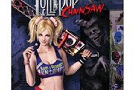 Lollipop Chainsaw -Xbox 360