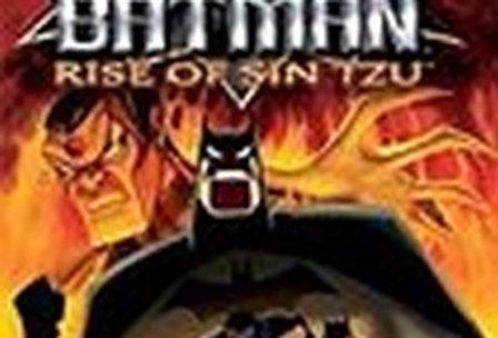 Batman Rise of Sin Tzu -Nintendo Gamecube