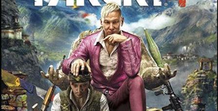 Far Cry 4 -PlayStation 3