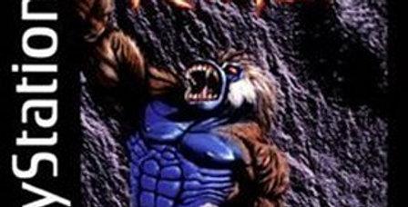 Primal Rage -PlayStation 1