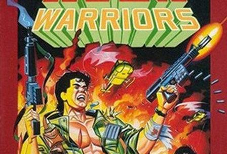 Ikari Warriors -Atari 2600