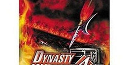 Dynasty Warriors 4 -Xbox