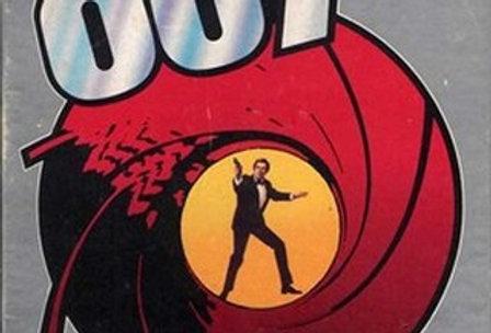 007 James Bond -Atari 2600