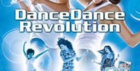 Dance Dance Revolution -Nintendo Wii
