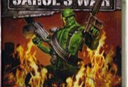 Army Men Sarge's War -Xbox