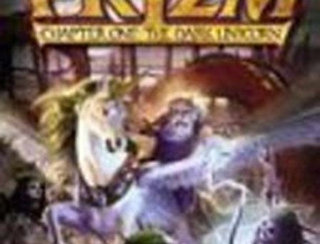 Pryzm Chapter One The Dark Unicorn