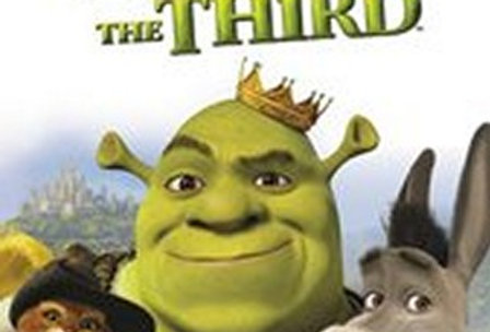 Shrek the Third -PlayStation 2