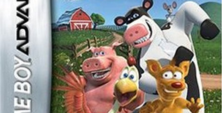 Barnyard -Game Boy Advance