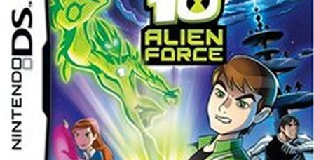 Ben 10 Alien Force -Nintendo DS