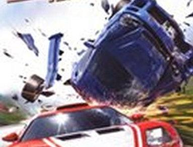 Burnout Legends -PlayStation Portable (PSP)