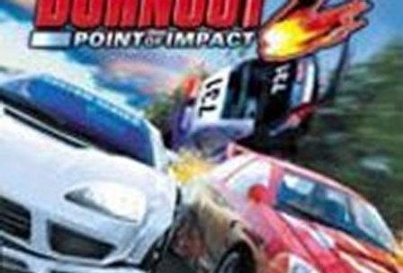 Burnout 2 Point of Impact -Nintendo Gamecube