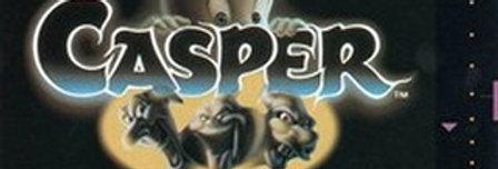 Casper -Nintendo, Super (SNES)