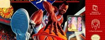 NBA Hang Time -Nintendo 64