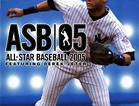 All-Star Baseball 2005 -PlayStation 2