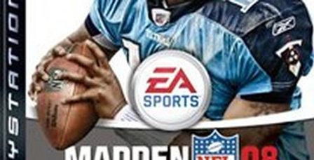 Madden 2008 -PlayStation 3