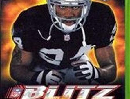 NFL Blitz 2002 -Xbox