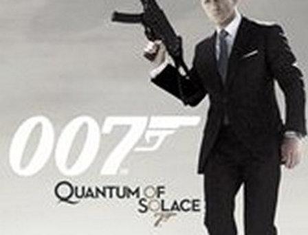 007 Quantum of Solace -Nintendo Wii