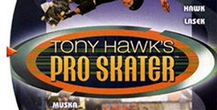 Tony Hawk Pro Skater -Sega Dreamcast