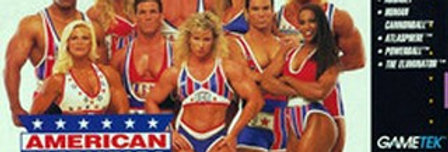 American Gladiators -Nintendo, Super (SNES)