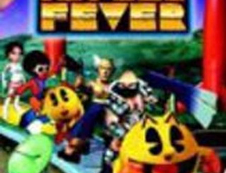 Pac-Man Fever -PlayStation 2