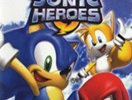 Sonic Heroes -Xbox