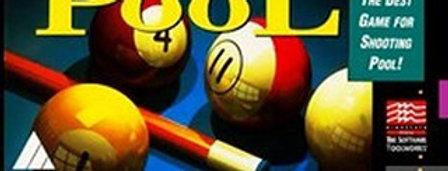 Championship Pool -Nintendo, Super (SNES)