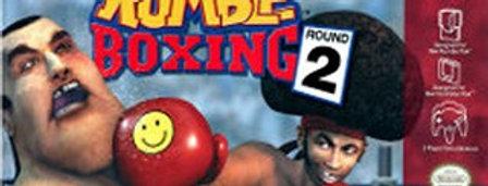 Ready 2 Rumble Round 2 -Nintendo 64