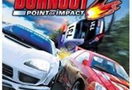 Burnout 2 Point of Impact -PlayStation 2