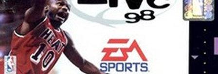 NBA Live 98 -Nintendo, Super (SNES)